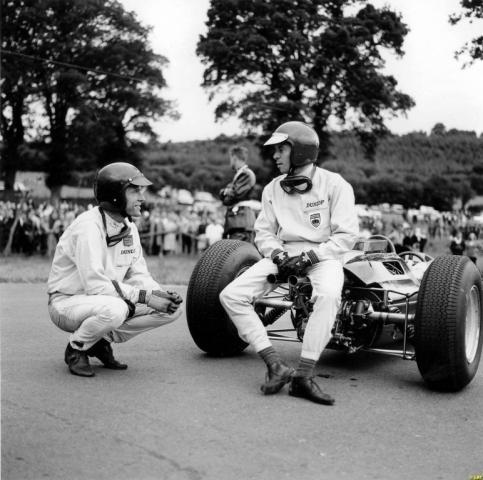1964 spa clark & gurney talking.jpeg