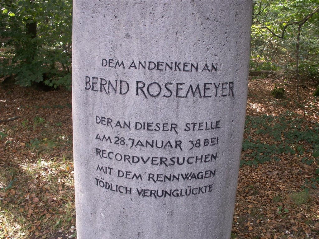 Rosemeyer Memorial   (08)