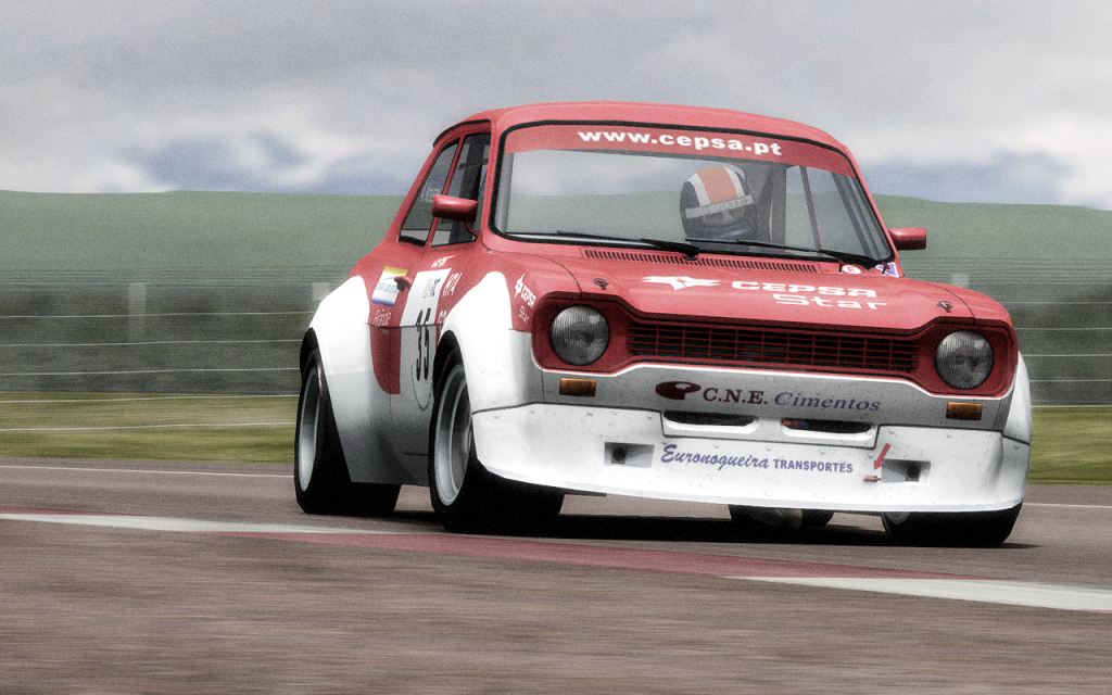 Nogueira (rfactor - Historic GTTC)