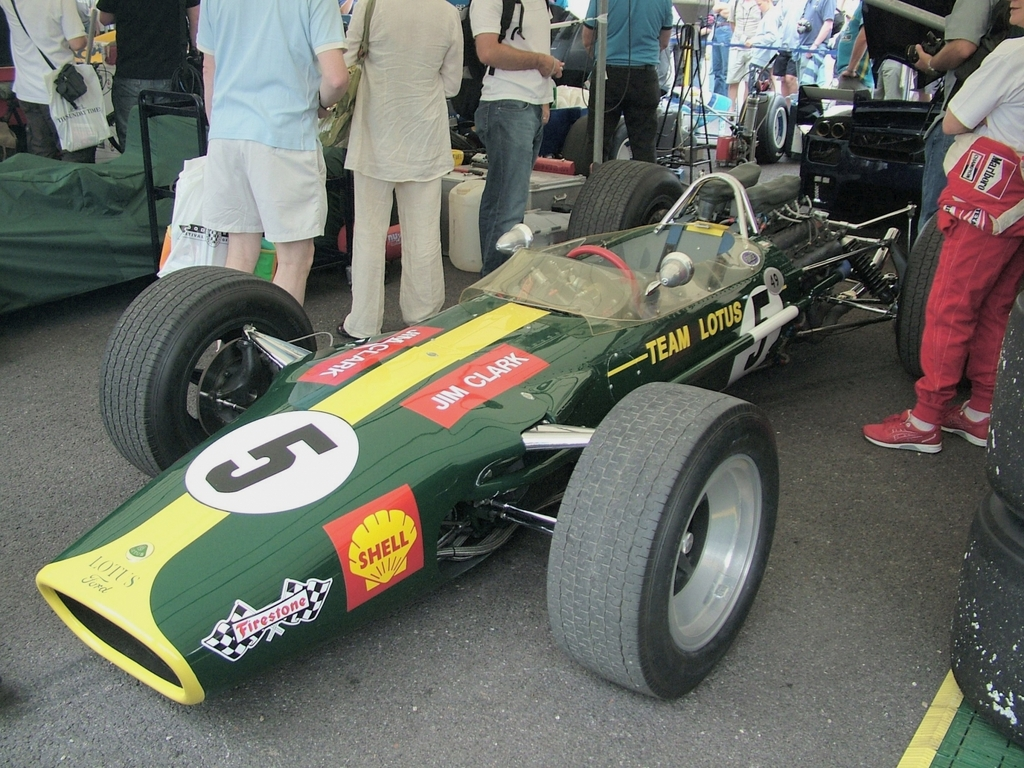 Lotus 49, Goodwood FoS 07/07/2006