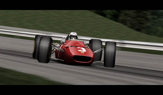 Chris Amon..