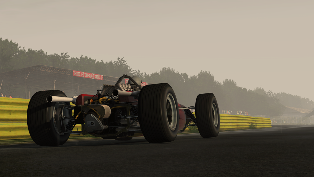 rFactor2 b90 - BT20 at Historic Monza.