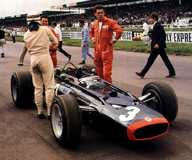 Stewart Silverstone 1967