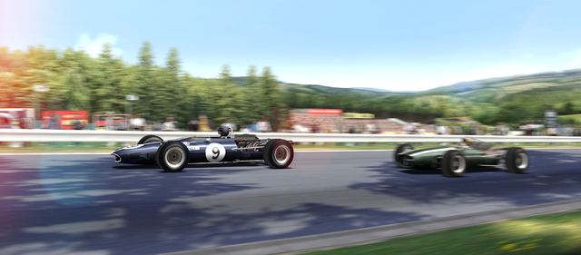 Eagle Mk1 @ Spa-Francorchamps '67